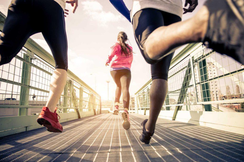 ออกกำลังกายได้อย่างสนุกสนานยิ่งขึ้น